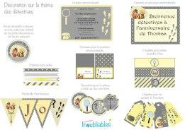 visuel-elements-de-decoration-detectives