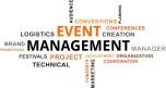 word cloud - event management