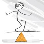 Gleichgewicht - work-life-balance